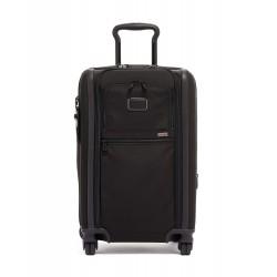 Alpha International Dual Access 4 Wheeled Βαλίτσα Καμπίνας